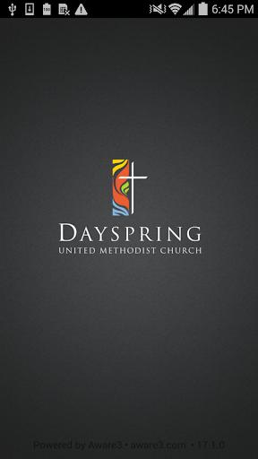 Dayspring UMC Tyler Texas