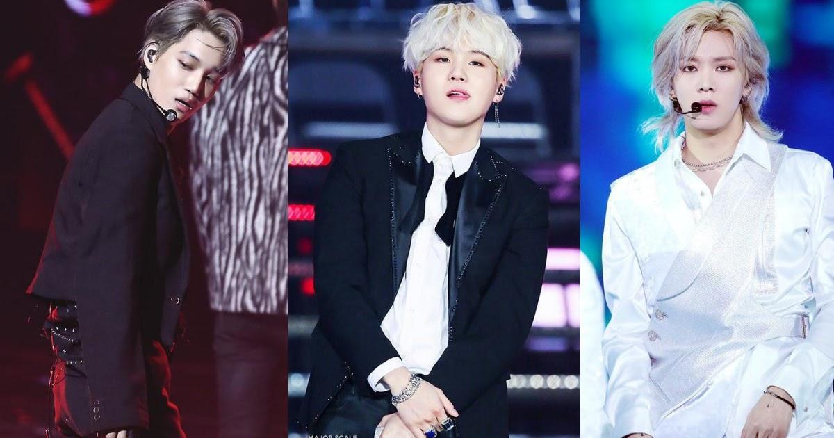 10 Male Idols Who Totally Radiate Bad Boy Vibes Koreaboo