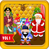 Point & Click Santa V Pirate 1