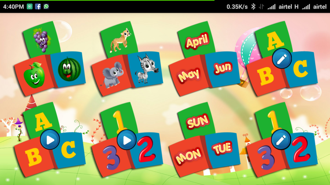 Kids Learning, abc, number- screenshot