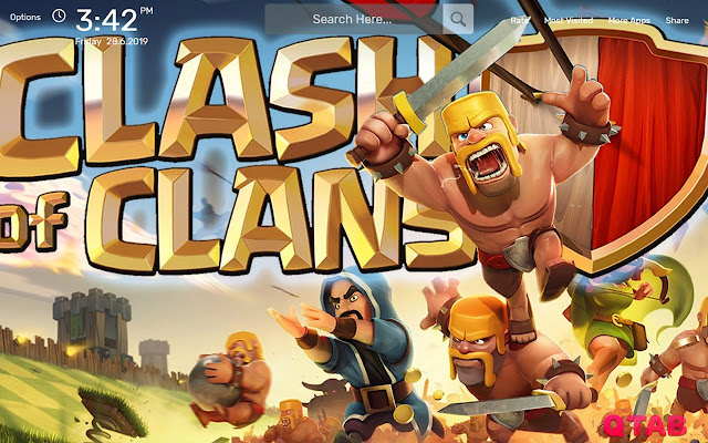 Clash of Clans Tribute Wallpapers
