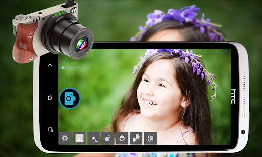 HDr Pro fotoaparát - náhled