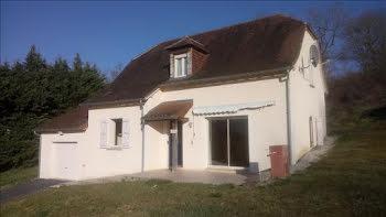 maison à Saint-Michel-de-Bannières (46)