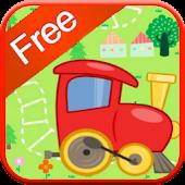 Toddler Train Games - Free
