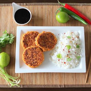 Thai Prawn and Fish Cakes