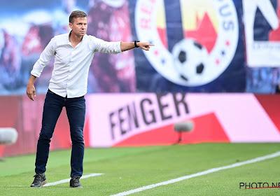 """Le coach de Leipzig se méfie du Club de Bruges: """"Ce sera un mach difficile"""""""