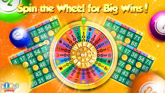 Bingo Bash - náhled