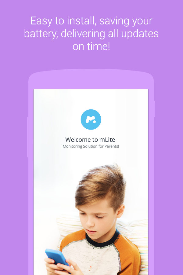mLite - Family Phone Tracker- screenshot