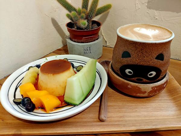 NUKI Coffee 隱身巷弄裡的老宅咖啡館