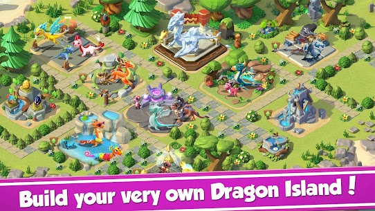 Dragon Mania Legends 5.7.0k MOD Apk (Unlimited Everything) 5