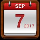 Brasil Calendário 2017 icon