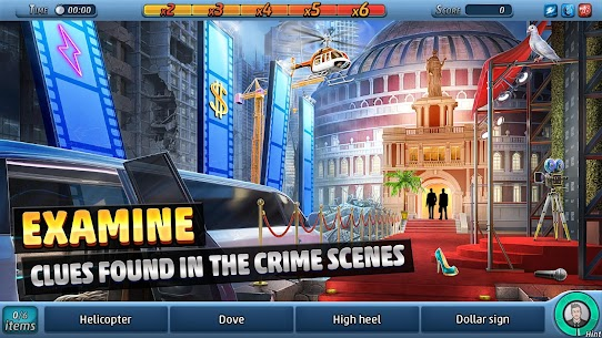 Criminal Case: The Conspiracy MOD (Unlimited Energy/Examine) 2
