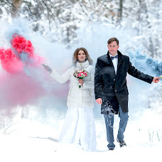 Wedding photographer Albert Khanbikov (bruno-blya). Photo of 26.02.2018