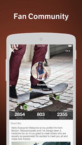 Skateboarder Amino for Skateboard 1.11.23118 screenshots 1