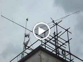 Video: vítr nám hodlá sundat antény