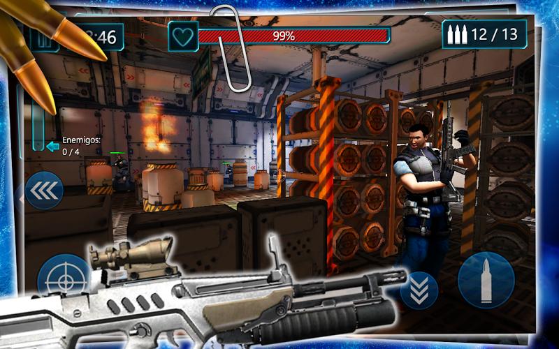 Battlefield Interstellar Mod Apk v1.0.4