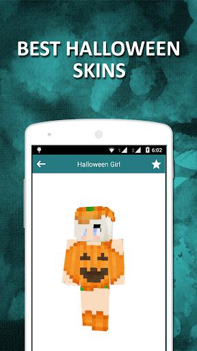 Halloween Skins For Minecraft
