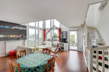 Appartement 4 pièces 103,52 m2