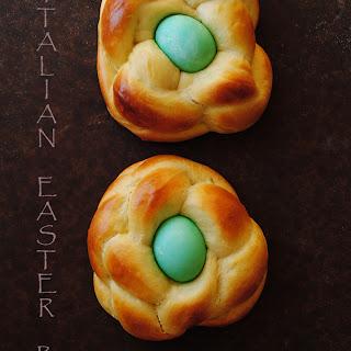 Italian Easter Bread.