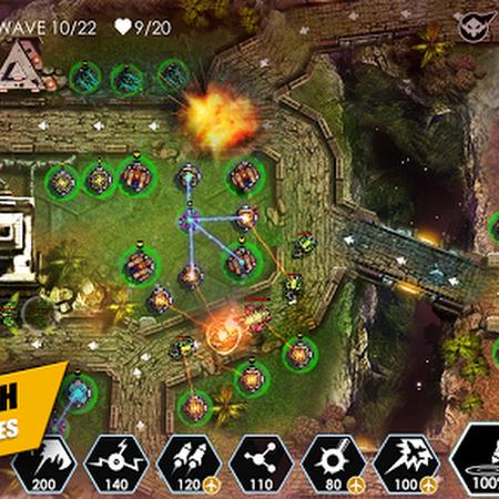 Tower Defense: Invasion HD v1.12 [Mod]