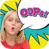 Speech bubbles for photos
