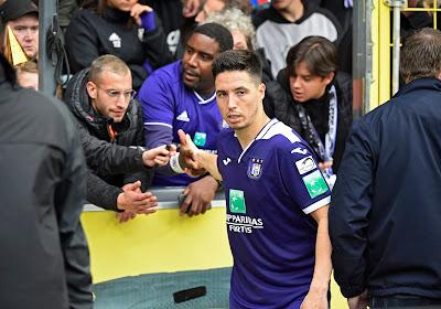 """Cesc Fabregas over einde van Arsenal-periode, mét complimenten voor Anderlecht-speler: """"Nasri en Van Persie de enigen op niveau"""""""