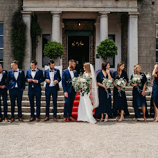 Wedding photographer Paul Mongan (MoatHillPhotogr). Photo of 19.09.2018