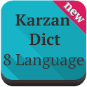 8 Languages (Karzan Dict) icon