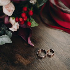 Wedding photographer Irina Khliboyko (irkakvitka). Photo of 16.03.2018
