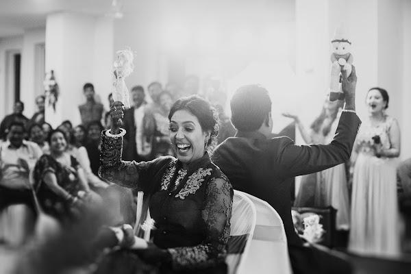 Wedding photographer Saikat Sain (momentscaptured). Photo of 24.11.2017