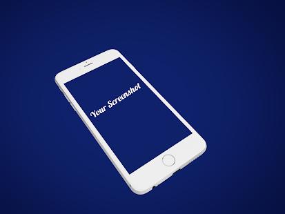 iPhone Ngeshot - Hishoot2i Template - náhled