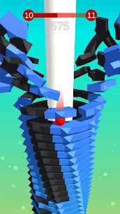 Stack Ball Mod Apk 1.0.70 [Fully Unlocked + No Ads] 3