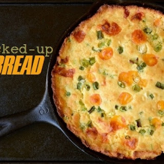 KICKED-UP CORNBREAD.