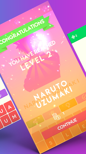 Guess the Naruto Character Quiz 6.0 screenshots 2