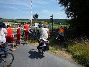 Photo: Piste permettant d'entrer en Meuse! Il faut connaitre