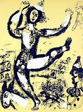 """Photo: Marc Chagall, """"Il circo"""" (1960)"""
