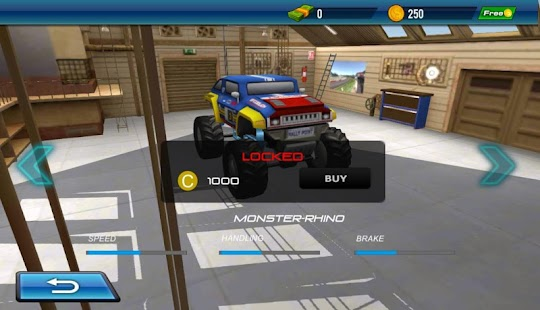 Monster Truck X DEMO Version- screenshot thumbnail