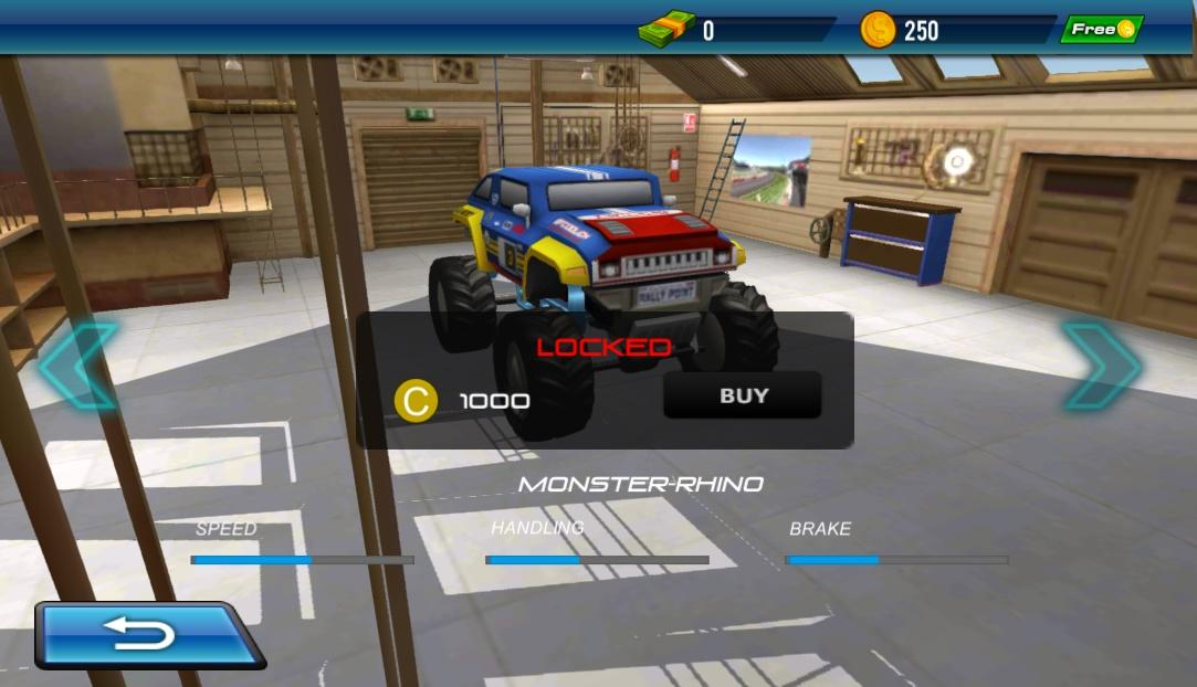 Monster Truck X DEMO Version- screenshot