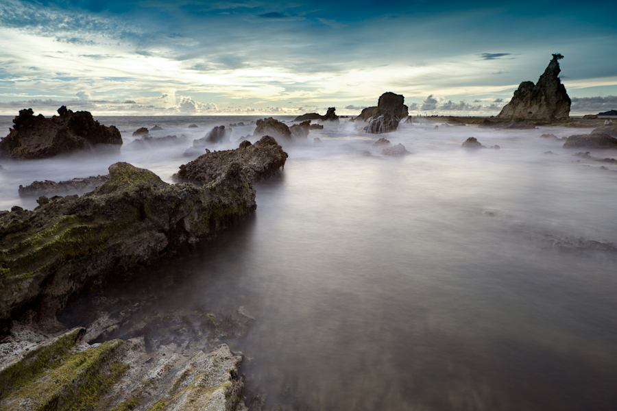 Wave moment by Agus Supriyadi - Landscapes Waterscapes ( sawarna )