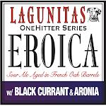 Lagunitas Eroica W/Black Currant & Aroina