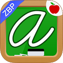 ABCs Kids Tracing Cursive ZBC icon