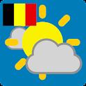 Weer & Zo België icon