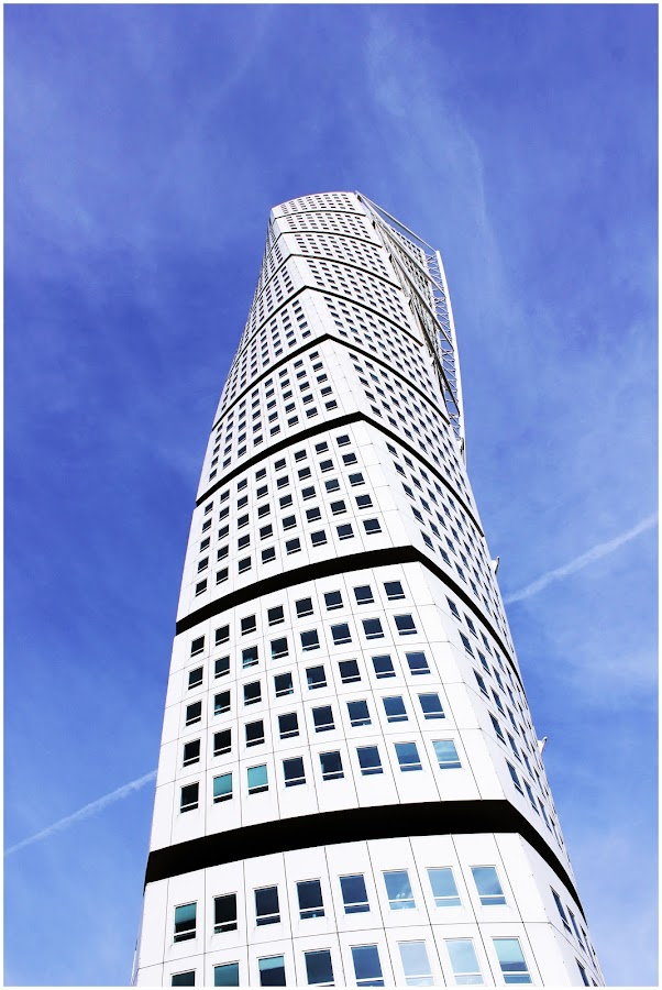 Turning Torso by Vinphin Varghese - Buildings & Architecture Homes ( sweden, malmo )