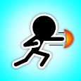 格闘RPG「肉拳」 - ストーリー形式の棒人間バトル icon