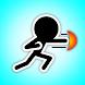 格闘RPG「肉拳」 - ストーリー形式の棒人間バトル