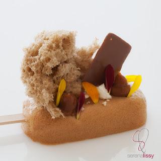 Praline Semifreddo Popsicle
