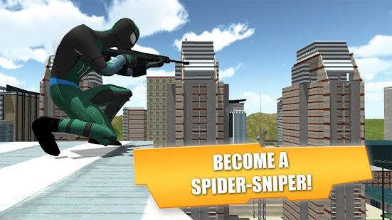Spider Sniper Superheroes - náhled