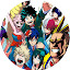 My Hero Academia Wallpaper Anime New Tab