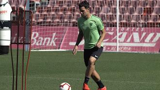 Álvaro Giménez aún no ha terminado su temporada.