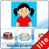 Eating Foods Using Pictures Lite Version